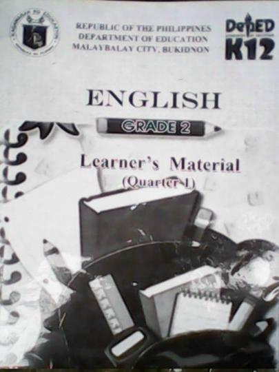 Mapeh 4 Book