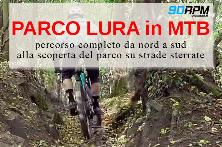 Parco del Lura in mountainbike: immagine di copertina dell'articolo.