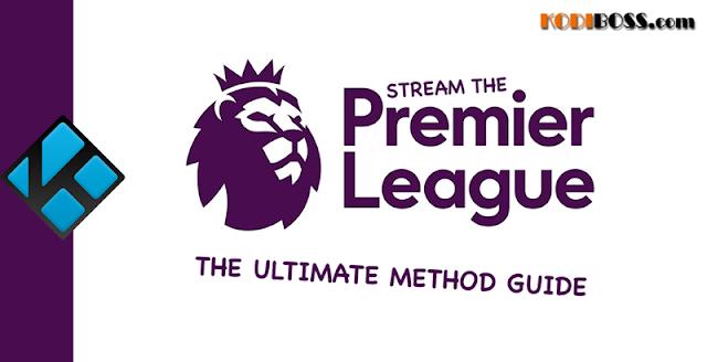 Top Best Sports Kodi Addons To Watch English Premier League Online