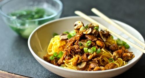 Cara Memasak Resep Bumbu Mie Ayam Super Nikmat