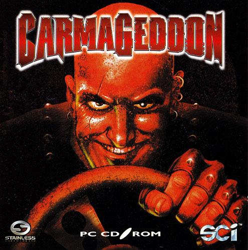Carmageddon Carátula CD 1