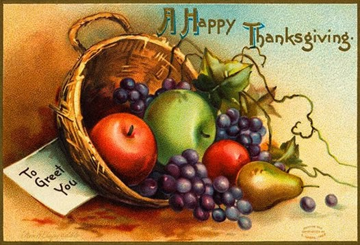 Happy Thanksgiving Quotes, Sayings and Wishes