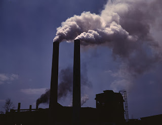 """""""dampak polusi udara terjadap kesehatan manusia dan lingkungan"""""""