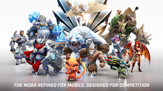 Description: Call of Champions for Android