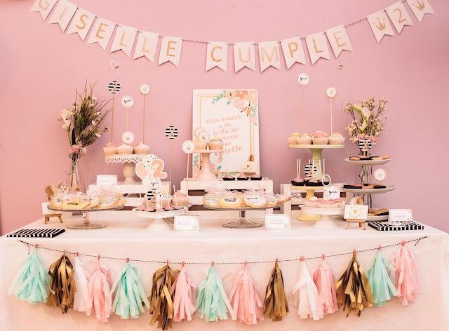 Nina designs parties for Lo nuevo en decoracion