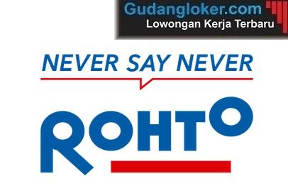 Lowongan Kerja PT. Rohto Laboratories Indonesia