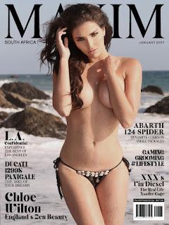 Revista Maxim Sudafrica – Enero 2017 PDF Digital