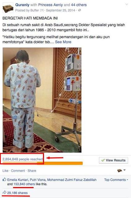 Cara Viral Konten Facebook