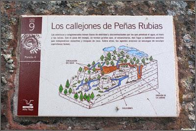 Callejones De Peñas Rubias