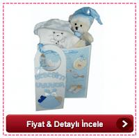 Yeni bebeğe çanta dolusu sevimli hediye , oğlumun hediye torbası