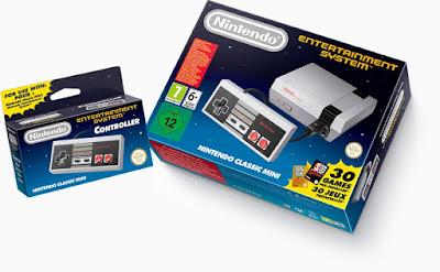 Il Mini NES pronto per il rilascio