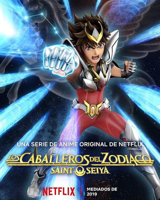 Saint Seiya - Los Caballeros del Zodiaco