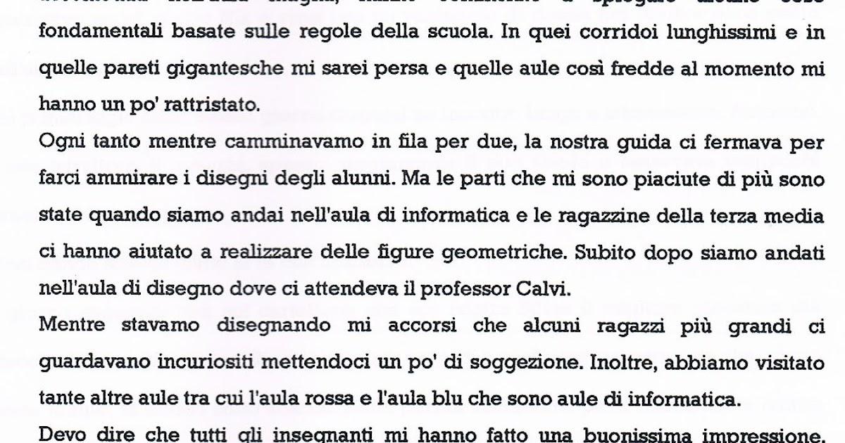 """Favorito Tema: """"La scuola media Giovanni Boine"""" - Esperienza di continuità  JC75"""