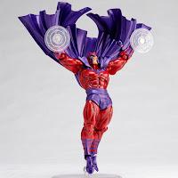 Amazing Yamaguchi Revoltech Magneto de X-Men - Kaiyodo