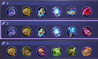Rekomendasi build item Esmeralda Mobile Legends