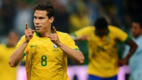 4d647789b9 Hernanes revela alegria indescritível por convocação à Copa