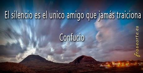 Frases sabias de Confucio
