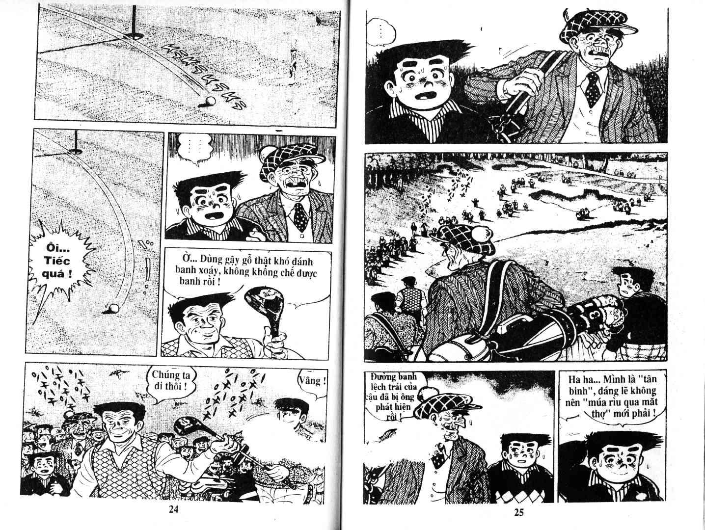 Ashita Tenki ni Naare chapter 52 trang 11