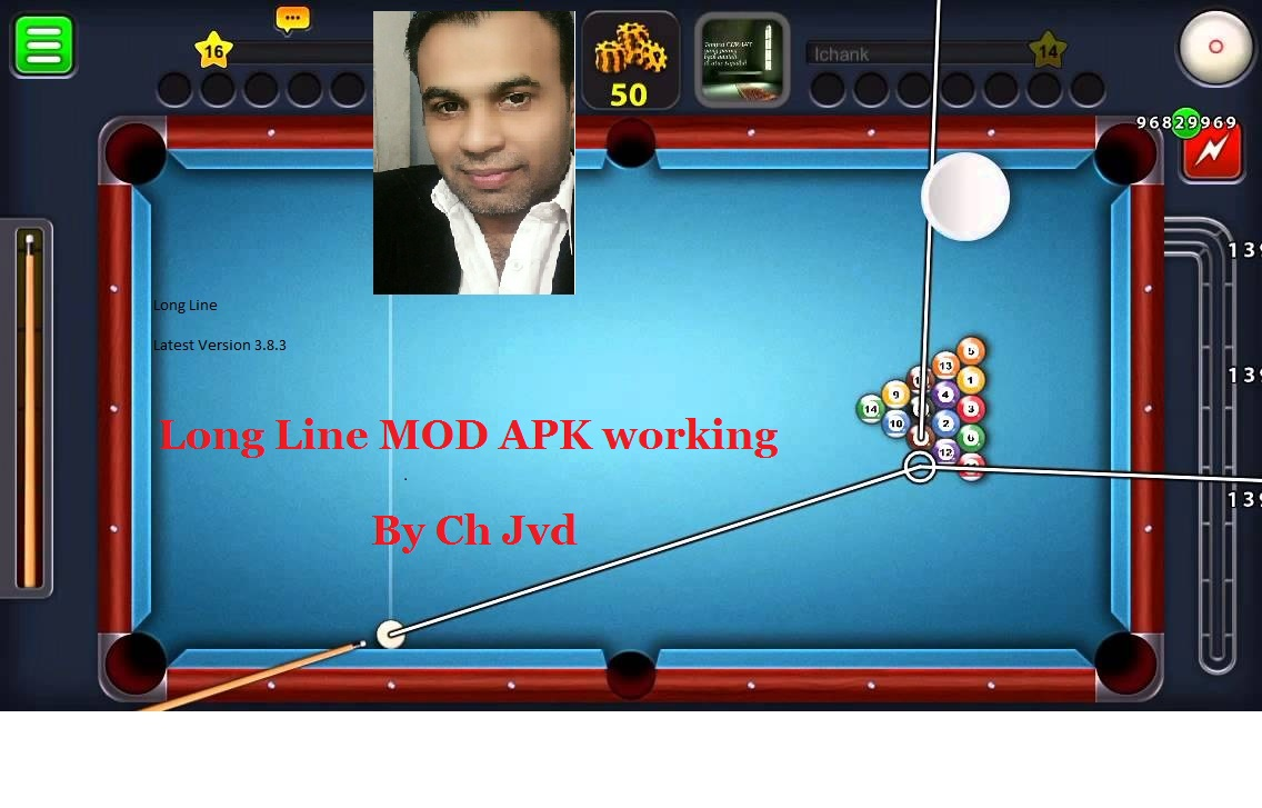8 Ball Pool LongLine Mod 3 8 3 APK | IT Crack World