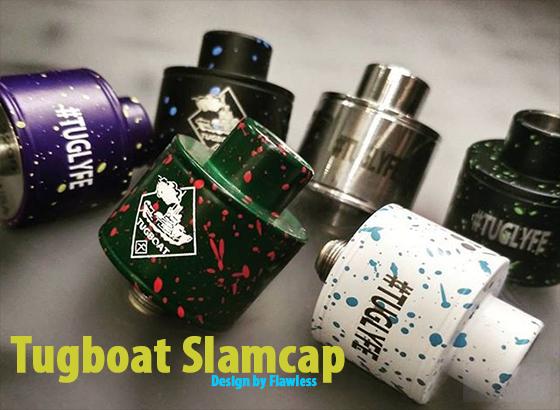 Tugboat Slamcap RDA