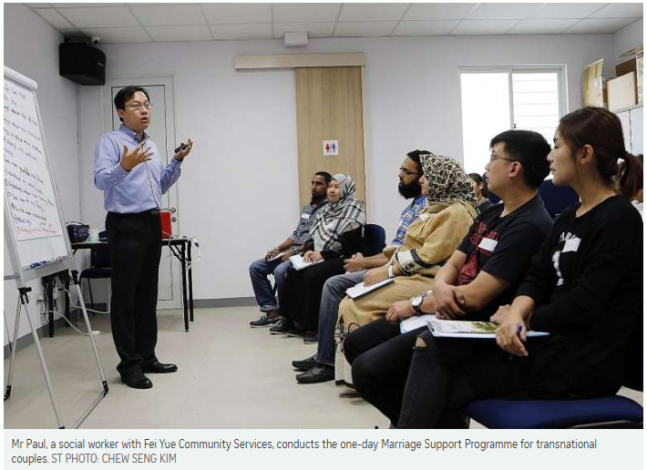 singapore marriage foreigner less likely last