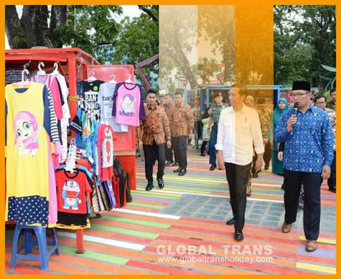 Menjelajahi Tempat Wisata Belanja di Bandung