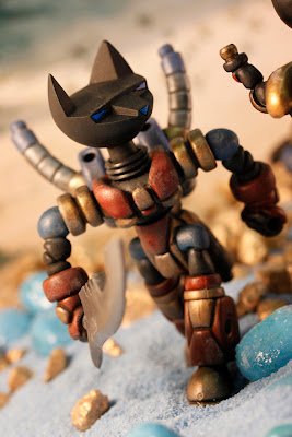 Argonaut Resins x Onell Designs Tuttz Bad Luck Squadron Glyos Figures - WarLord