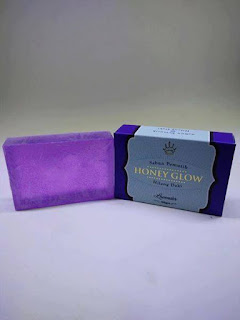 HONEY GLOW SOAP