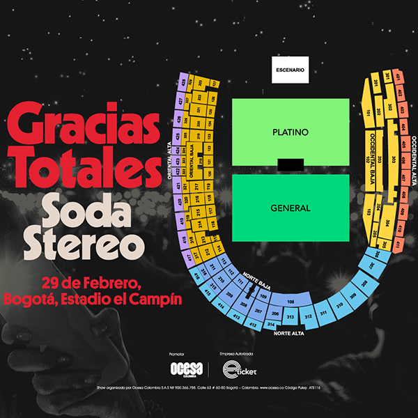 Inicia-venta-boletería-Gracias-Totales-Soda-Stereo