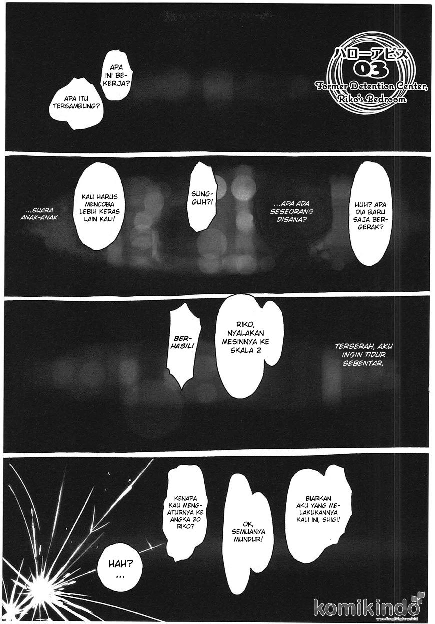 Baca Manga Made In Abyss Chapter 03 Bahasa Indonesia