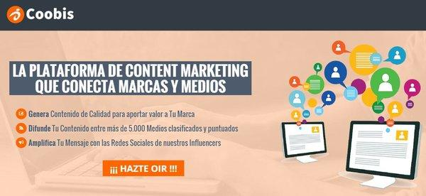 Coobis Marketing Contenido