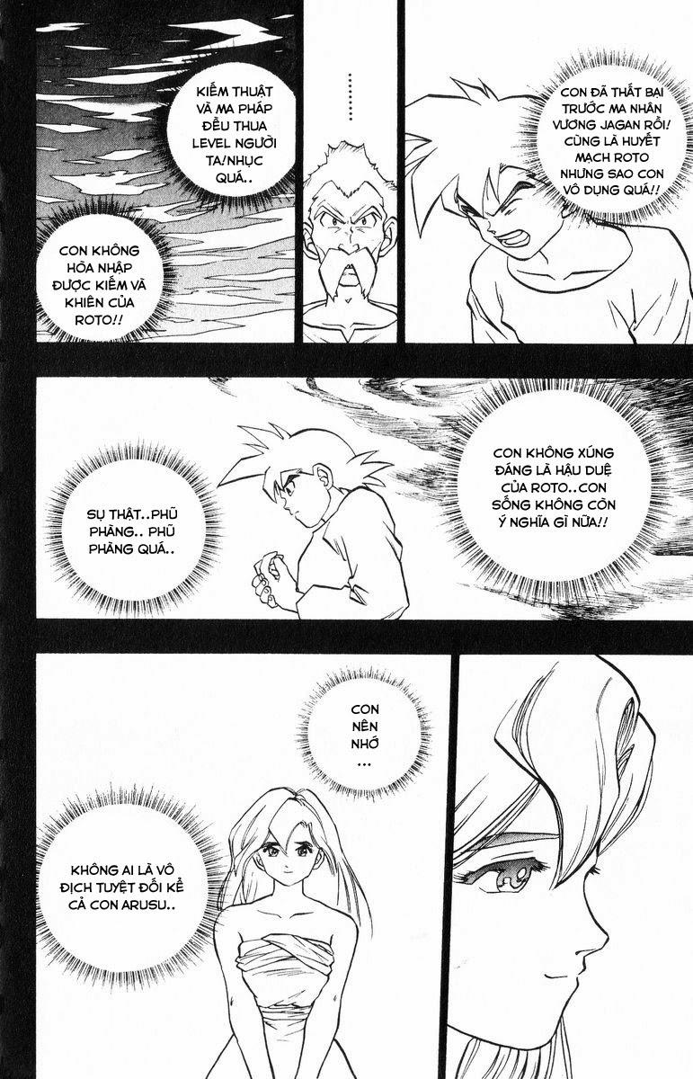 Dragon Quest: Emblem of Roto chap 38 trang 23