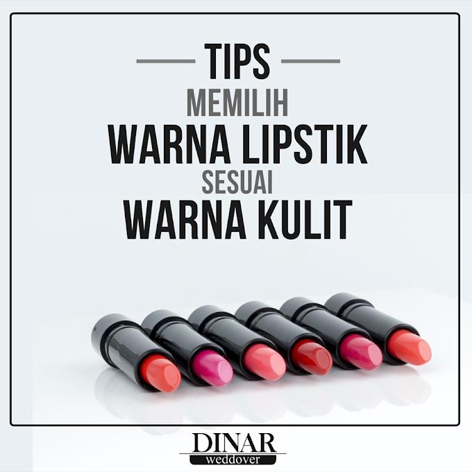 Tips Memilih Warna Lipstik Sesuai Warna Kulitmu