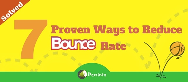 Tips To Reduce Bounce Rate