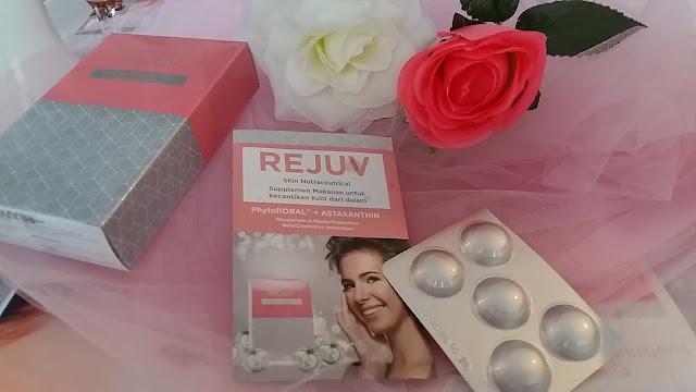 Rejuve supplement untuk kecantikan kulit