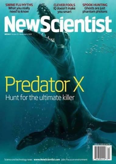 Pliosaurus Funkei, Reptil Laut Terganas 'Predator X