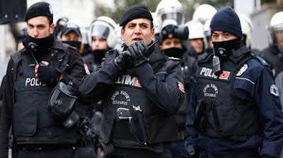 Diduga ISIS, 40 warga asing ditangkap di Turki