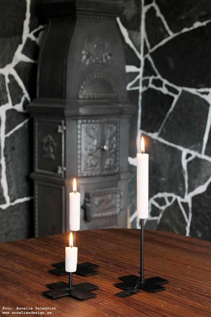 annelies design, webbutik, ljusstake, ljusstakar, candle cross, kök