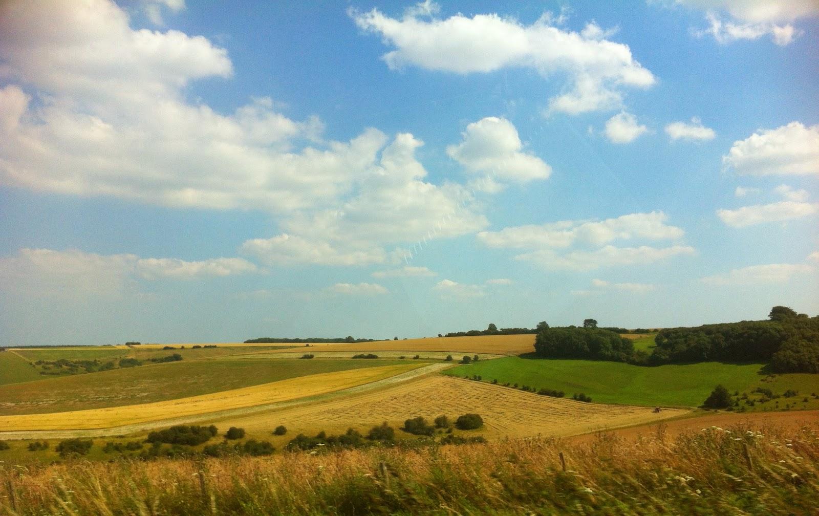 Cantabridgette: English Countryside