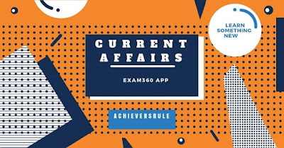 Current Affairs Updates - 12th May 2018