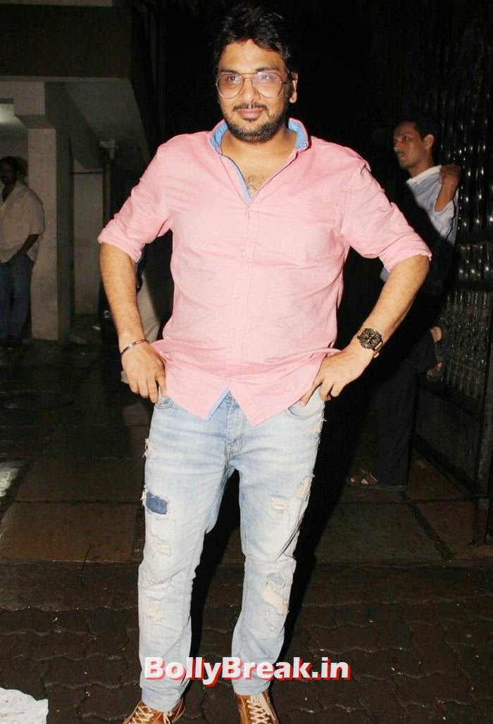 Mukesh Chhabra, Suzzane, Nandita at Abhishek Kapoor Birthday Bash
