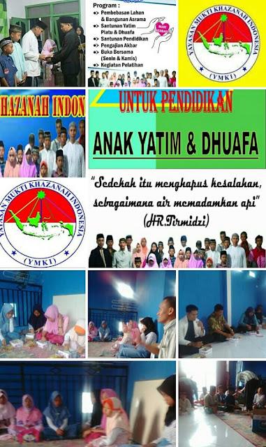 Acara Yayasan Mukti Khazanah Indonesia