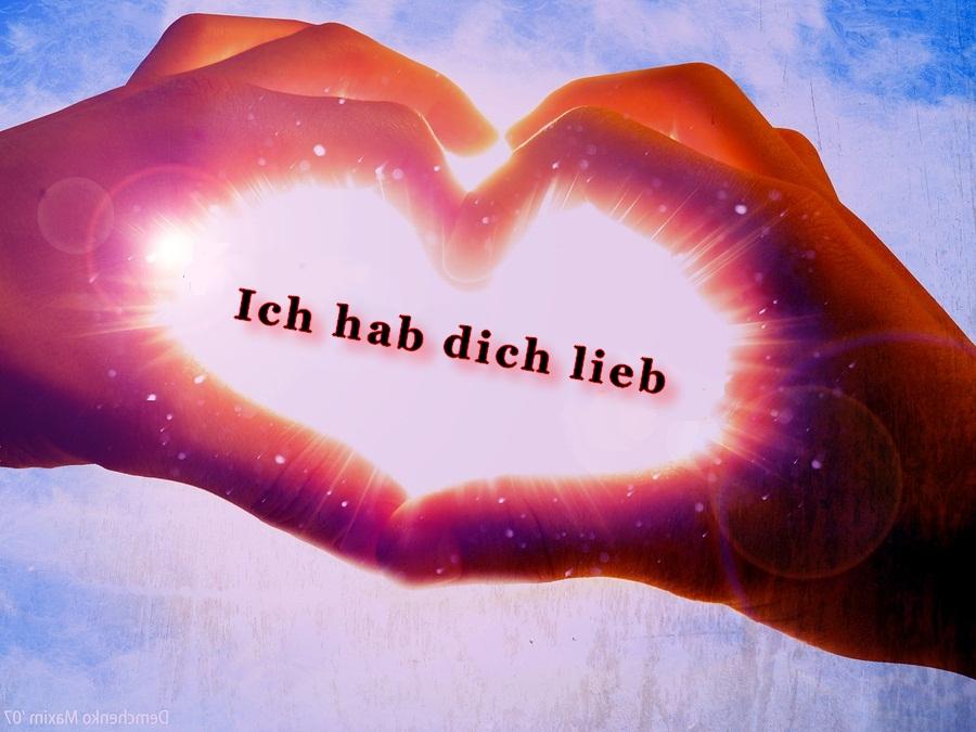 Lustige Hab Dich Lieb Sprüche Sprüche Zum Geburtstag Hab