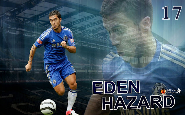 eden hazard wallpaper iphone