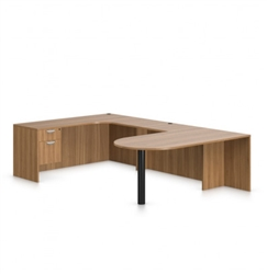 discount U shaped desk