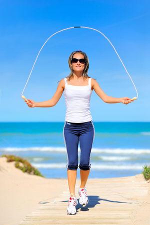 Jak skakać na skakance, żeby schudnąć