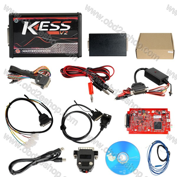 OPEL Combo 1 7 CTDI Denso ECU read and write with KESS 5 017