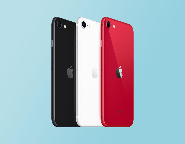 مقارنة بين iPhone SE و Pixel 3A و Galaxy S10E و Galaxy A51