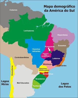 Paises Da America Do Sul E Suas Capitais