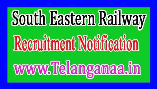 South Eastern Railway SER Recruitment Notification